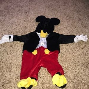 Other - Disney Mickey Mouse costume baby